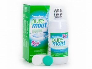 Раствор Опти-Фри PureMoist 300 ml