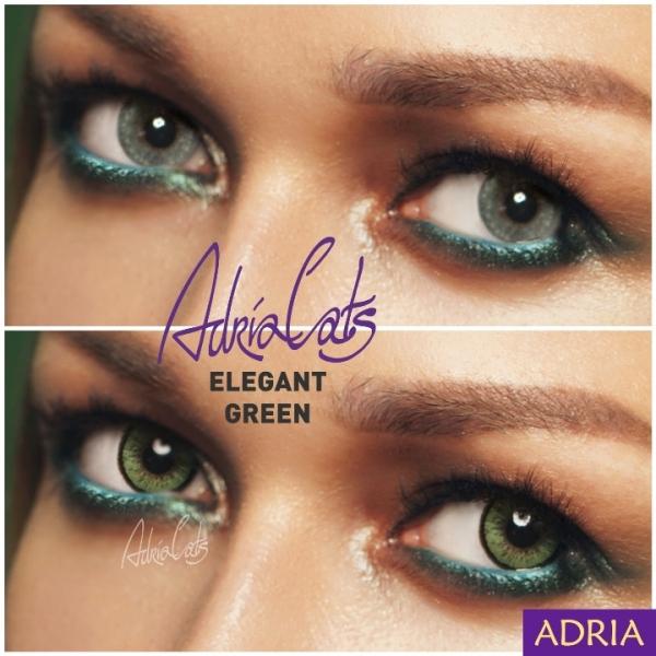 Контактные линзы Adria Elegant 2 шт.