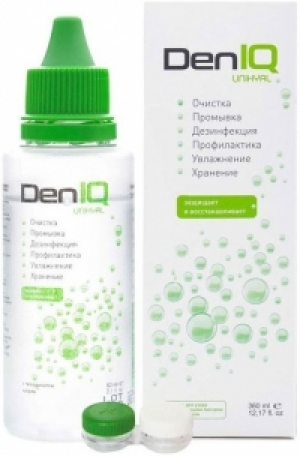 Раствор DenIQ Unihyal 360 ml