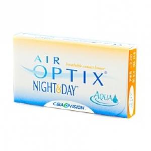 Контактные линзы Air Optix Night&Day 3 шт.